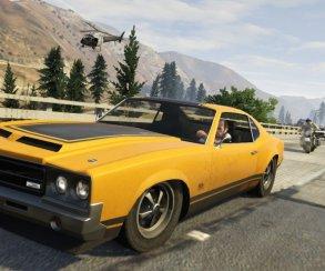 Опубликованы новые кадры из GTA V