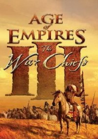 Обложка Age of Empires 3: The WarChiefs