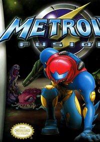 Обложка Metroid Fusion
