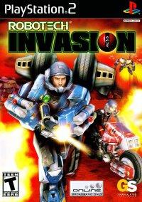 Обложка Robotech: Invasion