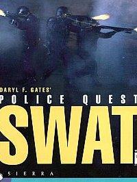 Обложка Police Quest V: SWAT
