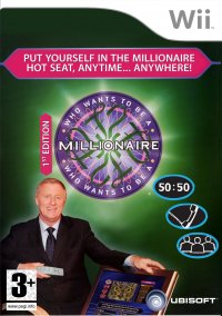 Обложка Who Wants to be a Millionaire: 1st Edition