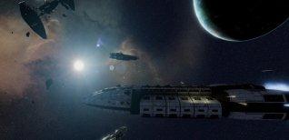 Battlestar Galactica Deadlock. Анонсирующий трейлер