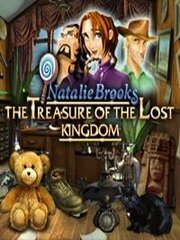 Обложка Natalie Brooks: The Treasures of the Lost Kingdom