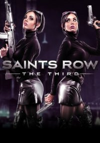 Обложка Saints Row: The Third