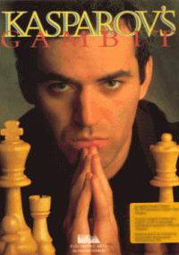 Обложка Kasparov's Gambit