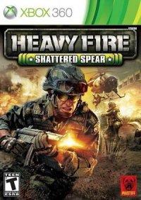 Обложка Heavy Fire: Shattered Spear