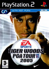 Обложка Tiger Woods PGA Tour 2005