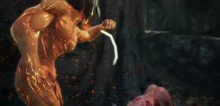Attack on Titan. Кинематографический трейлер с E3 2016