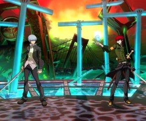 Обновленную Persona 4 Arena испытали на видео