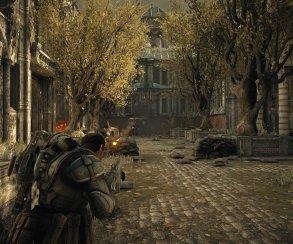 Так выглядят локации в Gears of War: Ultimate Edition