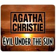 Обложка Агата Кристи: Зло под Солнцем