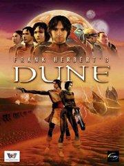 Обложка Frank Herbert's Dune