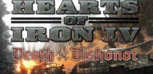 Hearts of Iron IV. Анонс DLC Death or Dishonor