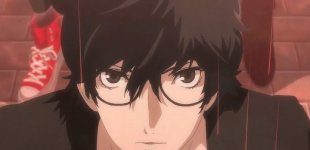 Persona 5. Бархатная комната
