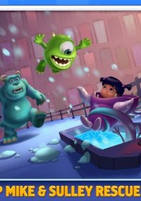 Обложка Monsters Inc. Run