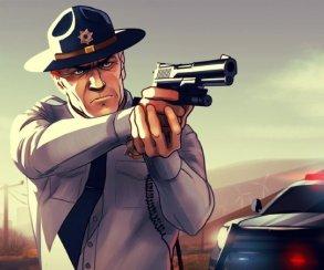 Бывший полицейский стримит GTA Online наTwitch. Иэто очень круто