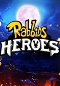 Обложка Rabbids Heroes