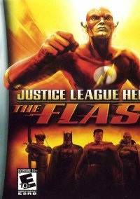 Обложка Justice League Heroes: The Flash
