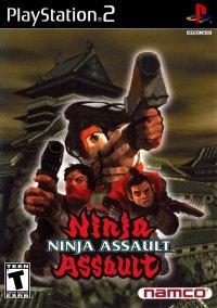 Обложка Ninja Assault