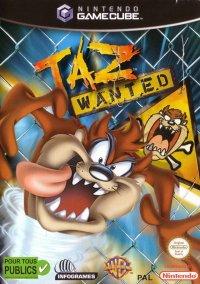 Обложка Taz: Wanted