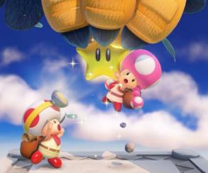 Captain Toad отправится за сокровищами после Нового года