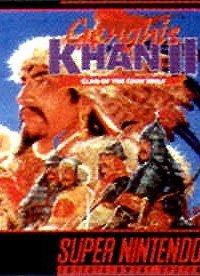 Обложка Genghis Khan II - Clan of the Gray Wolf
