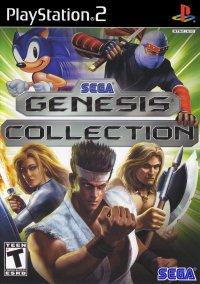Обложка Sega Genesis Collection