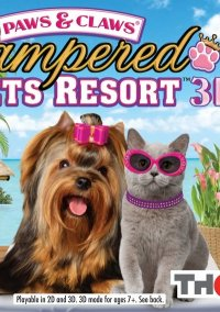 Обложка Paws & Claws Pampered Pets Resort 3D