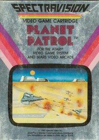 Обложка Planet Patrol