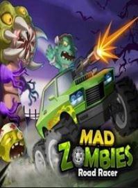 Mad Zombies: Road Racer – фото обложки игры