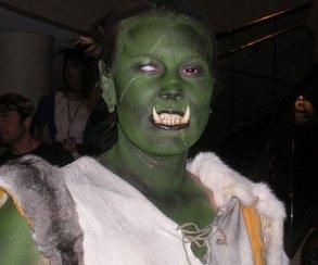 Орчих из World of Warcraft сделают женственнее