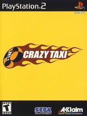 Обложка Crazy Taxi