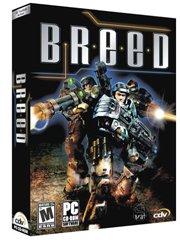 Обложка Breed