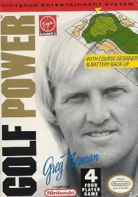 Обложка Greg Norman's Golf Power