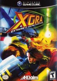 Обложка XGRA: Extreme G Racing Association