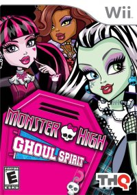 Обложка Monster High: Ghoul Spirit