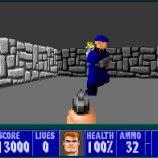 Скриншот Wolfenstein 3D