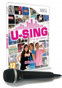 Обложка U-Sing