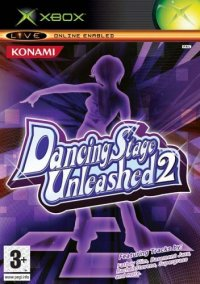 Обложка Dancing Stage Unleashed 2