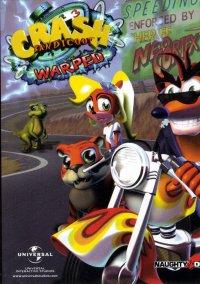 Обложка Crash Bandicoot 3: Warped