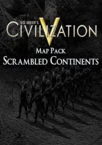 Sid Meier's Civilization V: Scrambled Nations Map Pack – фото обложки игры
