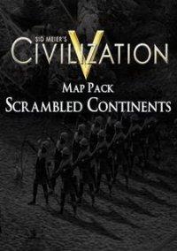 Обложка Sid Meier's Civilization V: Scrambled Nations Map Pack