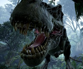 VR-демо Back to Dinosaur Island от Crytek вышла в Steam