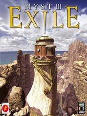 Обложка Myst 3: Exile