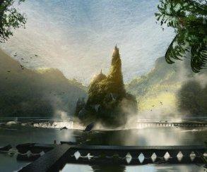 В концепт-арте новой Dragon Age раскинулись величественные пейзажи