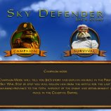 Скриншот Sky Defender: Joe's Story