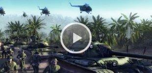 Men of War: Vietnam. Видео #3