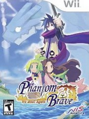 Phantom Brave: We Meet Again – фото обложки игры