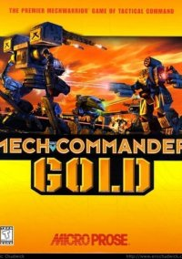 Обложка Mech Commander Gold